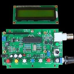 TOTMC® 1HZ-500KHz DDS Function Signal Generator Module Sine+Triangle+Square Wave