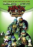 Teenage Mutant Ninja Turtles: Mega Disc [DVD]