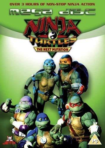 Ninja Turtles Mega Disc [Reino Unido] [DVD]: Amazon.es ...