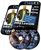 "Small Business Social Media – John ""ColderICE"" Lawson Live – 2 DVD Set"