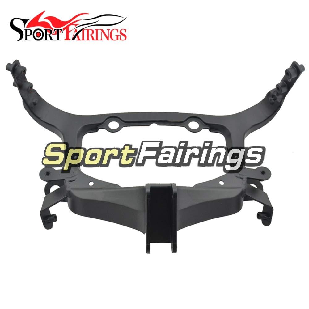 Sportbikefairings Headlight Upper Stay Bracket For Suzuki GSXR1300 Hayabusa Year 2008-2016 09 10 11 12 13 14 15 16 Frame Stand Support