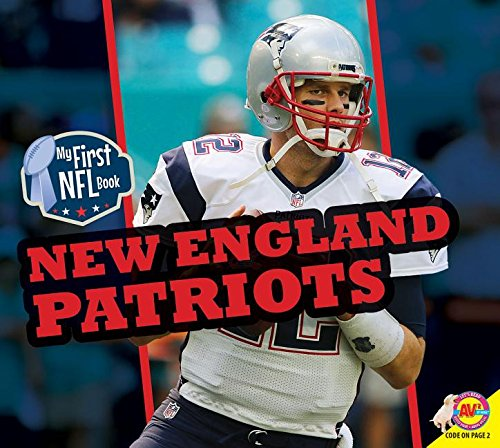 Player New Patriots England (New England Patriots (My First NFL Book))