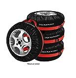 Seasonal Tire Covers - Pack of 4
