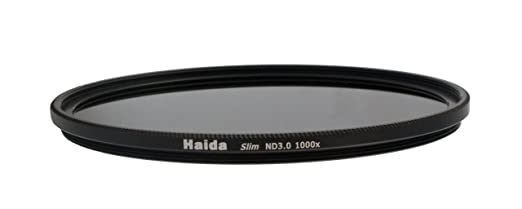 7 opinioni per Haida Filtro neutro grigio Slim ND1000da–49mm ad es. per Sony NEX + Pro Lens