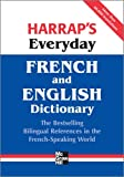 French and English Dictionary, Harrap's Staff and Harrap, 0071621237