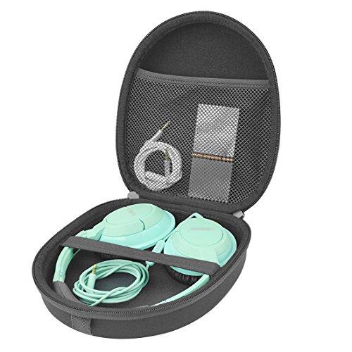 Headphone Headset Carrying Case for Bose QuietComfort QC25, QC2, QC15, AE2w, AE2i, AE2, SoundLink, SoundTrue / Headphone Full Size Hard Travel Bag