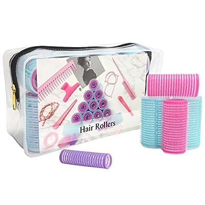 xnicx Hair Roller Foam