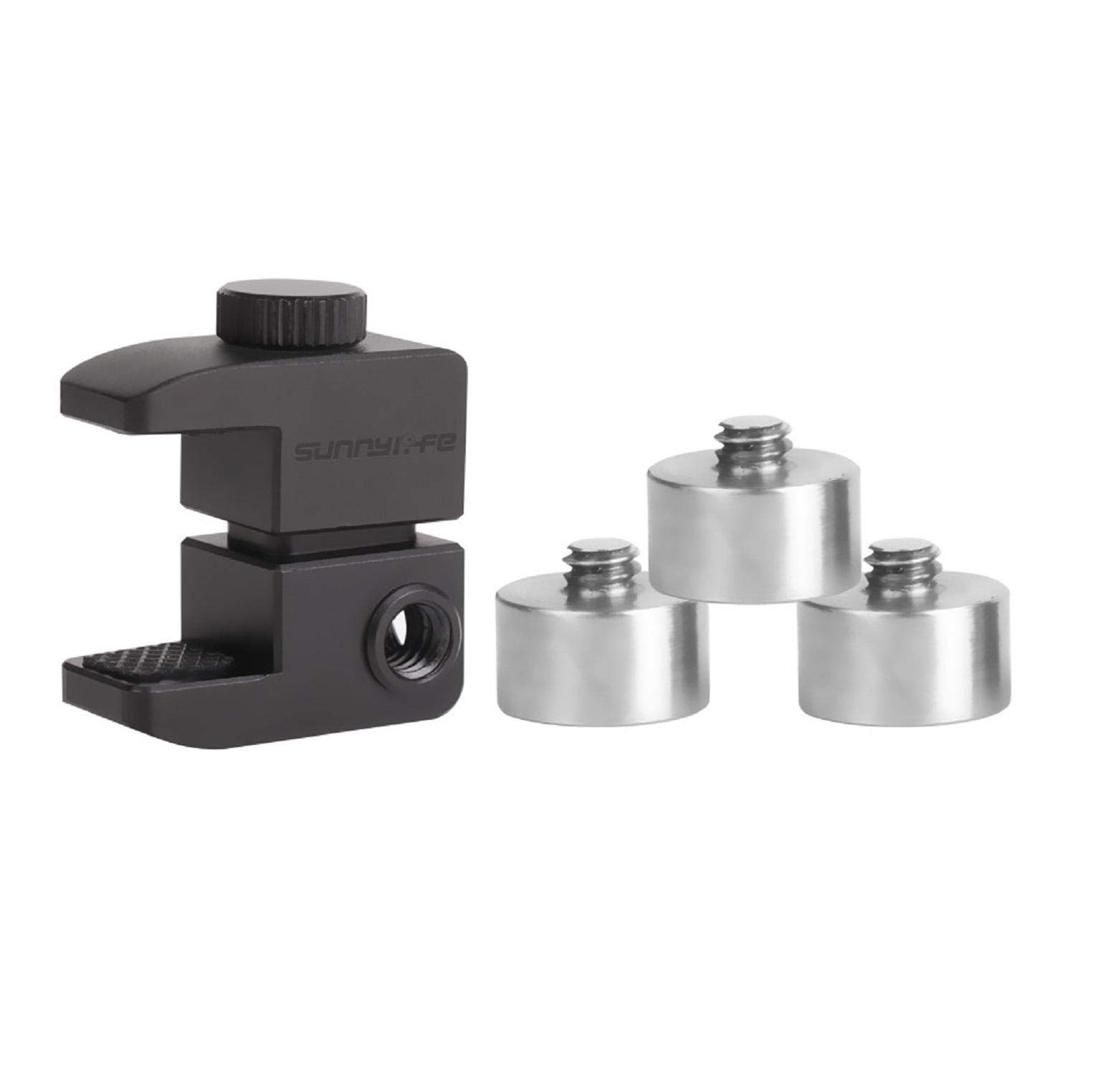 Dartphew Universal Removable Stabilizer Handheld Gimbal Counterweight Counter Balance Weights 70g for OSMO Mobile 2