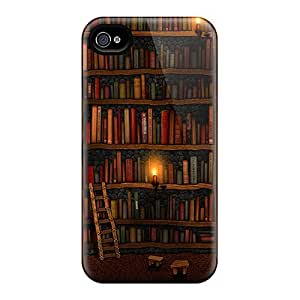 Series Skin Cases Covers For Iphone 6(library)
