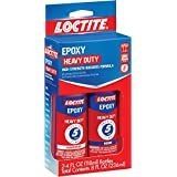 Loctite 1365736-6 Heavy Duty Epoxy Quick Set, 8 fl. oz. per Pack (Case of 6) by Loctite