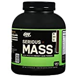 Serious Mass is the ultimate in weight gain formulas. With 1,250 calories per serving and 50 grams of protein for muscle recovery support, this instantized powder makes the ideal post-workout and between meals shake for sizing up your goals. Serious ...