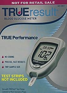 True Result Blood Glucose Meter