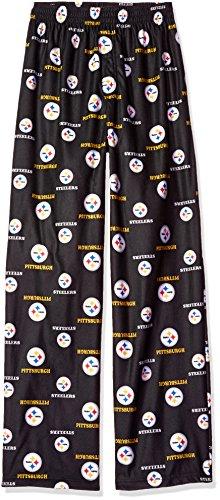 Pittsburgh Steelers Youth Printed Sleep Pant - Medium