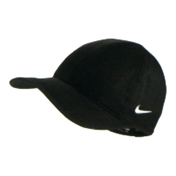 90de0c5f Amazon.com: Nike Team Featherlight Cap (MISC, Black): Sports & Outdoors