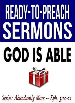 God is able sermon series