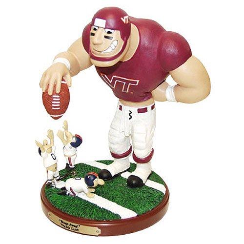 (Virginia Tech Hokies Rivalry Keep Away Figurine)