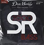 Dean Markley SR2000 Bass Strings 2698C Custom Nickel Plated Bass Guitar Strings, 7-String , 22-127, Medium
