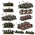 Kings of War: Orc Mega Army by Mantic Games