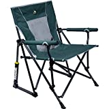 Cheap GCI Outdoor Roadtrip Rocker Outdoor Rocking Chair, Hunter