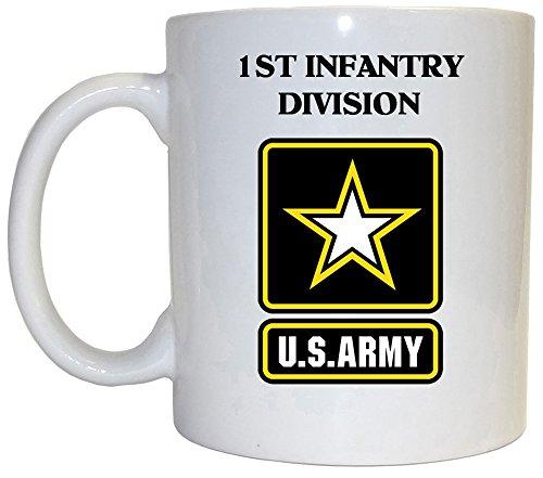 (1st Infantry Division - US Army Mug, 1022)