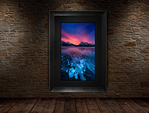 Alexander Gubski Premium Limited Edition Photo Print, Frozen, Peter LIK Style