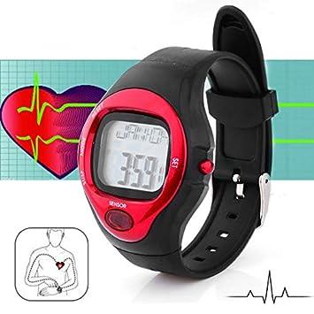 Ventamundi Reloj pulsometro Contador de calorias para ...