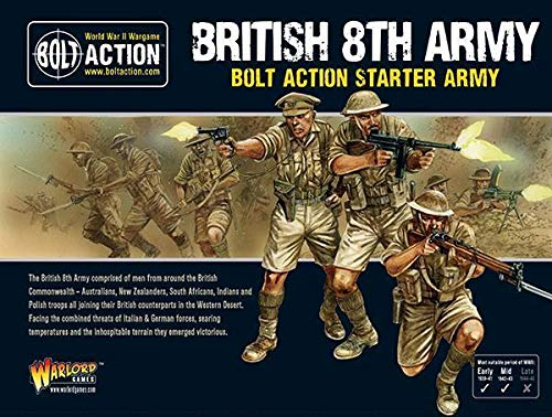 ction: 8th Army Starter Army ()