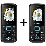 I Kall K88 set of 2 Dual Sim Mobiles (Blue & Blue)