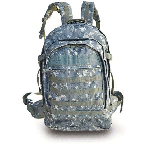 Explorer U.S. Military Level 3 Tactical Backpack, ACU Digita