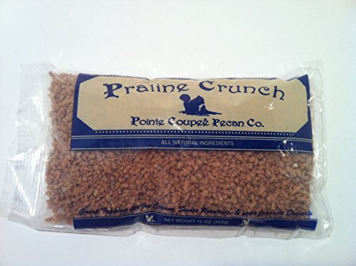 (Pointe Coupee Pecan - Praline Crunch Topping)
