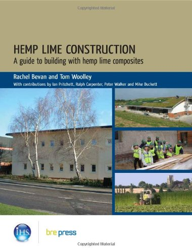 Hemp Lime Construction: A Guide to Building With Hemp Lime Composites (EP 85)