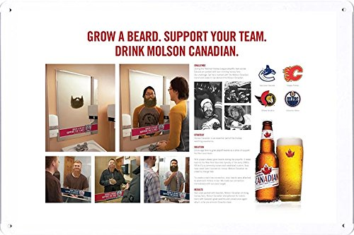 tin-sign-metal-poster-plate-8x12-of-molson-canadian-beer-true-fan-by-food-beverage-decor-sign