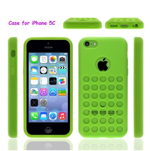 how long is an iphone 5c unitewell green slim soft gel cover for iphone 5c 3844