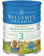 Bellamy's Organic Step 3 Toddler Milk Drink Formula 900 g