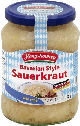 Bavarian Style Sauerkraut Germany Ounce product image