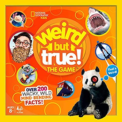 Weird But True - The Game: Toys & Games