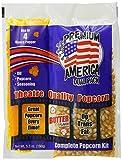 Great Western Premium America Dual Pack Popcorn, 48 Count (Pack of 48)