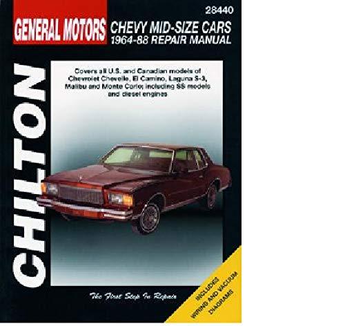 Chilton Book Company 28440 Repair Manual