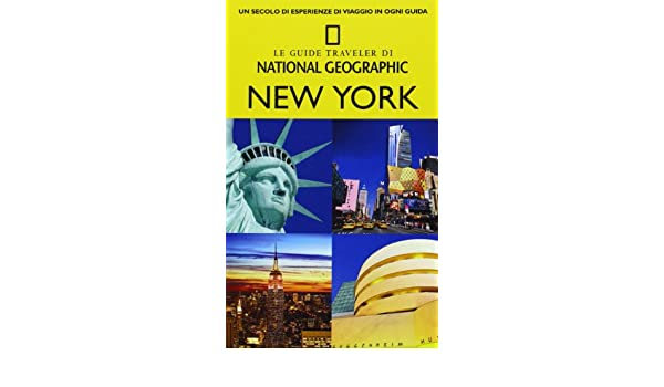New York (Le guide traveler di National Geographic): Amazon ...