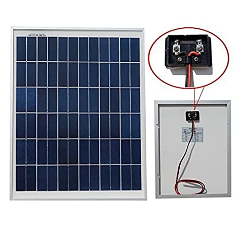 Amazon Eco Worthy 20w 12v Solar Panel Kit 20 Watt