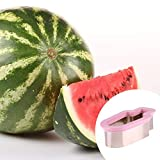Kitchen Accessories - Creative Watermelon Slicer Ice Cream Mold Stainless Steel Popsicle Simple M - 20 Stainless Rustic Toy Ray Pig Black Plastic Handmade Fun