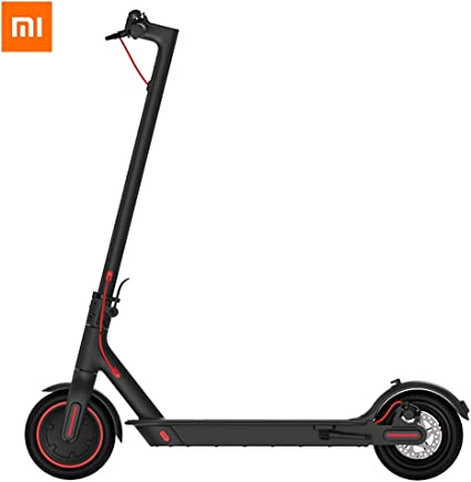 Xiaomi Pro M365 Orginal Electric Scooter, 45km Cruising Distance Folding Electric Scooter Portable E-Scooter Easy Folding Design Ultra-Lightweight ...