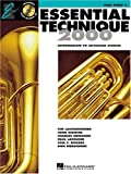 Essential Technique 2000, Hal Leonard Corporation, 0634044222