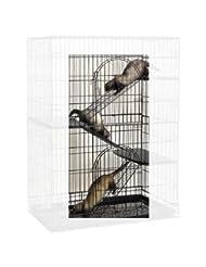 ProSelect Steel Cat Cage Ramp Kit, Set of 3