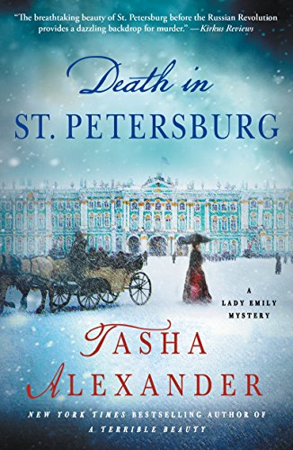 (Death in St. Petersburg: A Lady Emily Mystery (Lady Emily Mysteries Book 12))