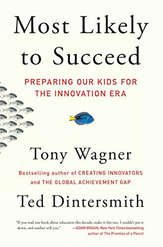 Amazon most likely to succeed preparing our kids for the most likely to succeed preparing our kids for the innovation era by wagner fandeluxe Image collections
