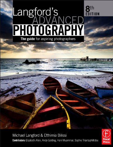 Langford's Advanced Photography is the only advanced photography guide a serious student or aspiring professional will ever need. In this eighth edition, Efthimia Bilissi continues in the footsteps of Michael Langford by combining an unrivalled le...