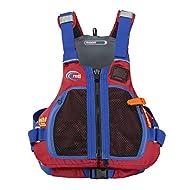 MTI Adventurewear Trident PFD Life Jacket, Red, Large/X-Large
