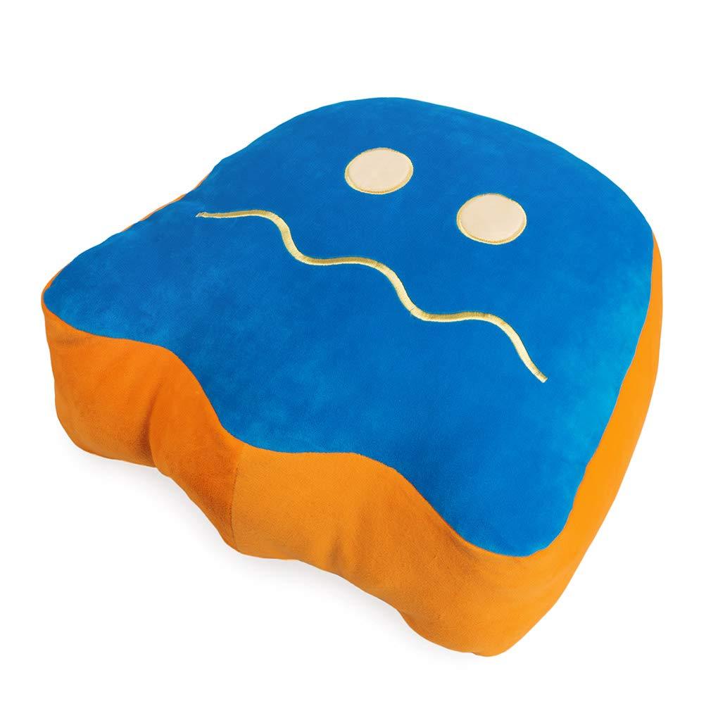 "Scion Mr Fox Cushion Cover Aqua Blue Tangerine Orange 16/"" LIMITED STOCK"