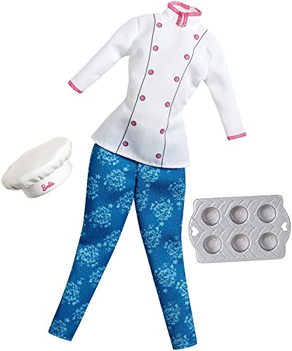 Barbie Careers Fashion Pack - Pastry Chef